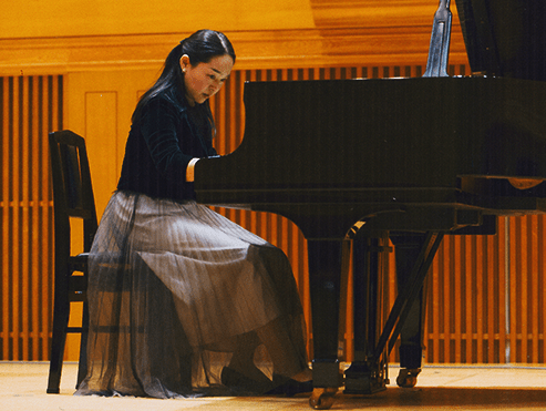 演奏写真(清野ピアノ教室)
